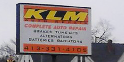 About | KLM Auto Repair - Chicopee, MA